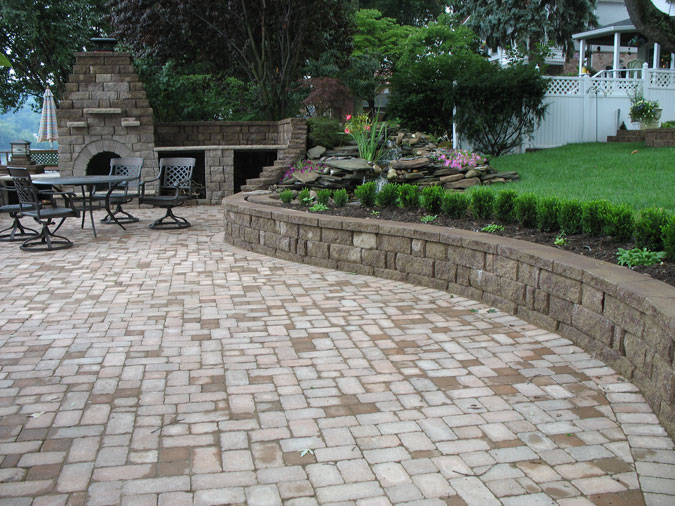 peerless block brick residential products hardscape